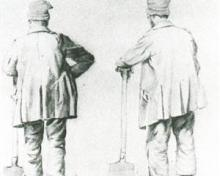 two-sketches-of-a-man-leaning-on-his-spade-1867xlmedium