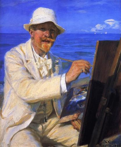 self-portrait-sitting-by-his-easel-at-skagen-beach-1902large